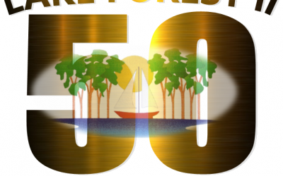 LAKE FOREST II MHOA GOLDEN ANNIVERSARY APRIL 16, 1971 – April 16, 2021